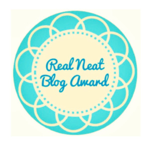 Real neatBlogaward